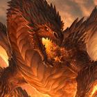 Jeu de rôle dragon