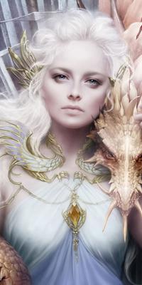 Galerie avatar fantasy femmes blondes