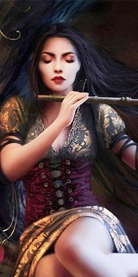 Galerie Avatars fantasy femmes brunes