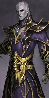 Galerie avatars Elfes Noirs fantasy